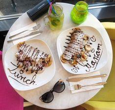 Trying delicous waffles in Zurich Langstrasse. Follow my blog or #zurichfoodadvisor on Instagram for more food advices in Zurich. #zurich #zürich #waffle #megawaffle #switzerland Brunch, Waffles, Dinner, Ethnic Recipes, Instagram, Food, Food Food, Dining, Food Dinners