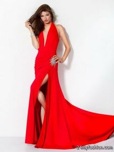Awesome Red dress long 2018-2019 Check more at http://24myfashion.com/2016/red-dress-long-2018-2019/