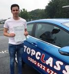 Congratulations to Liam Neville of Gillingham Kent, who passed his Practical driving test with our driving instructor Liz. Liam passed his driving test at the Gillingham driving test centre. Liam is off to uni  so passing his driving test will now make it so much easier. Liam I hope to see you driving around Gillingham very soon.  Well done Liam this should really make a massive difference to you All the best for the future from your driving instructor Liz