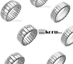 Miesten korut: Miesten joustavat teräskorut miesten sormus, miesten terässormus, terässormus netistä Wedding Rings, Engagement Rings, Jewelry, Enagement Rings, Jewlery, Jewerly, Schmuck, Jewels, Jewelery