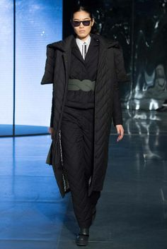 Kenzo....love! #Kenzo #fall2014 #tomboystyle #tomboy #tomboypicks #menswearinspired #quilted #puffercoats #quiltedonquited #quiltedsuit