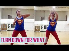 DJ Snake & Lil Jon - Turn Down For What (Dance Fitness with Jessica) - YouTube