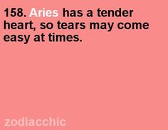 #Aries #zodiacchic  This is definitely true...  one of my biggest weaknesses.