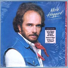 """""""#It's All #in the #Game,"""" by #Merle #Haggard, peaked at number 1 on the Billboard Top Country Albums chart. Haggaard's career was booming during this period like it hadn't since the early 70s, & #It's All #in the #Game continued this roll, producing three  number 1 hits. The first of these, """"Let's Chase Each Other Around the Room,"""" recalls the shuffling rhythm of his 1981 hit """"Big City"""" and finds the narrator attempting to playfully reignite the passion of his marriage. #Vinyl #LP"""