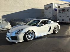 Porsche Cayman BRR Performance