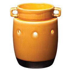 Maize Full-Size Scentsy Warmer  Your Price: $30.00  To Order: https://wabramson.scentsy.us/Scentsy/Buy/ProductDetails/DSW-MAIZ