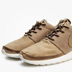 Кроссовки Nike Roshe Run Premium NRG Khaki - Fott Shop 2013
