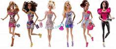 Image result for barbie fashionista 2011