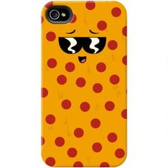 This Uncle Grandpa phone case features a Pizza Steve design and will protect your phone in style.