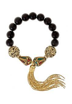 Tibetan Tassel Bracelet
