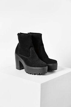01db1bf6e99 Shellys London Meagan Platform Heel Boot