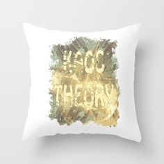 https://society6.com/product/kaos-theory-on-sandy-fractal_pillow?curator=hereswendy Throw Pillow made from 100% spun polyester poplin fabric, a stylish statement that will liven up any room. Individually cut and sewn by hand, each pillow features a double-sided print and is finished with a concealed zipper for ease of care.  Sold with or without faux down pillow insert.