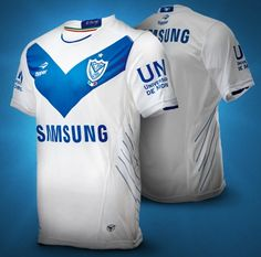 Velez Sarsfield Home Kit 2012/13 Topper
