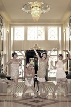 Gatsby Hochzeit ...