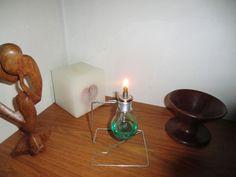 lampterna (3 foto) Material: bulb, hanger, iron wire, hard drive components Dimensions: 15 cm  www.facebook.com/artefizio