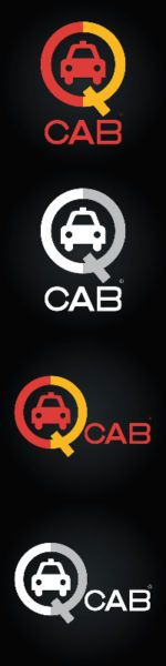 Created this certified logo for Q - Cab, what an honour to do this for an international company. Gumtree South Africa, Buy And Sell Cars, Web Development Company, Web Application, Car Dealers, Brochures, Logos, Business Cards, Identity
