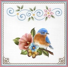 Paper Embroidery, Estilo Retro, Bookmarks, Stitch Patterns, Piercing, Stitching, Card Making, Presents, How To Make