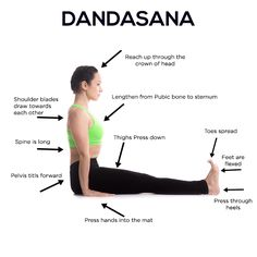 How To Do The Dandasana And What Are Its Benefits