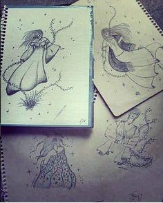 #lapisepapel #draw #rabisco #paint #canetaepapel #crochet #mandala #cd #filtrodossonhos #tintas #costura #pintura #desenho #artesanato #bijuterias