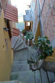 Garcia Rentals Stairway
