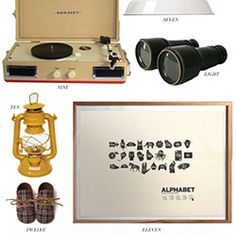 Cute moodboard for a Moonrise Kingdom inspired Nursery from Dotcoms for Moms.