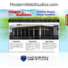 Builder website.  To learn more visit us at http://modernwebstudios.com/