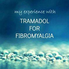 Tramadol for Fibromyalgia: Fibro Files