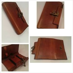 Leather Electronic Cigarette Case with by Mothercuffers on Etsy
