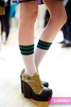 Spring 2015 Shoe Trends: Flats, Sneakers, Heels: Glamour.com