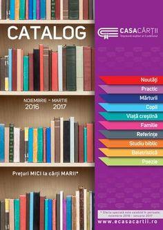 Catalog noiembrie 2016 - martie 2017  Oferta de carte a editurii Casa Cărții Ofertă specială în perioada noiembrie 2016 - martie 2017