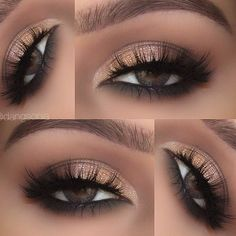 Such a lovely look from IG'er: dangsonia featuring her Wild & Free Baked Eyeshadow Palette: http://bit.ly/1uRhzQA