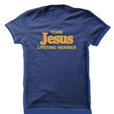 Team Jesus 1 - #diy gift #easy gift. WANT THIS  => https://www.sunfrog.com/Faith/Team-Jesus-1.html?id=60505