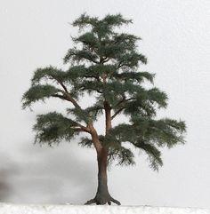 Miniature Trees, Miniature Houses, Perfect Illusion, How To Make Trees, Fake Trees, Model Tree, Photo Tree, Driftwood Art, Model Trains
