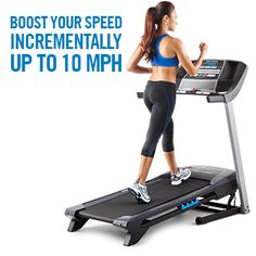 ProForm RT Customize Your Training Customize your training with the RT treadmill. The continuous horsepower motor delivers smooth, consistent power Treadmill Reviews, Certified Personal Trainer, Fitness Activities, Muscle Tone, Intense Workout, No Equipment Workout, Time Based, Health Fitness, Fitness Products