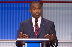 """During the first GOP primary debate, Carson said under his 10 percent flat tax """"tithe"""" plan, """"[y]ou make $10 billion, you pay a billion. You make $10, you pay one."""" Sure, it may sound easy, but it is utterly unrealistic, and, based on the limited details he has released, it would fail to raise enough revenue to fund Social Security, unemployment and labor programs, let alone the entire federal government.  Carson has never specified whether his plan would actually include all income or…"""