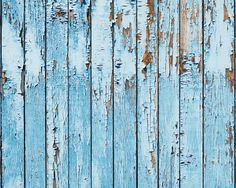 Old blue wood plank background. Clos by PhIllStudio on @creativemarket