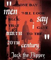 Jack the Ripper Pic-Quote by iitzlikew0ah.deviantart.com