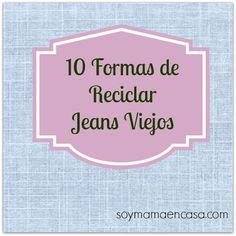 10 Formas de #Recicl