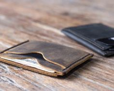 MUST SEE Minimalist Wallet Voted Best Leather Wallet di JooJoobs