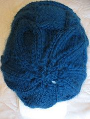 How To Decrease Stitches In Knitting A Hat : hat math