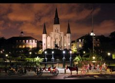 New Orleans: 10 Destinations For Vampires (PHOTOS)