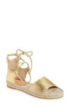DIANE VON FURSTENBERG 'Daroka' Espadrille Sandal (Women). #dianevonfurstenberg #shoes #sandals