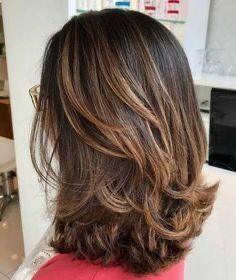 Best Gorgeous Lovely Layered Hairstyles Design For Medium Lenth Hair Women 2019 - Page 14 of 52 Best Gorgeous Lovely Layered Hairstyles Design For Medium Lenth Hair Women 2019 - Page 14 of 52 - Marble Kim Design SEE DETAILS. Haircuts For Long Hair Straight, Medium Short Haircuts, Haircut Medium, Straight Bangs, Hairstyles For Layered Hair, Layered Haircuts, Medium Lenth Hair, Medium Hair Cuts, Mid Length Hair With Layers
