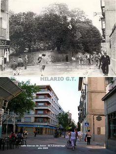 Calle Siervas de Jesus 1969-2005