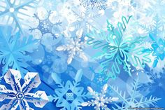 45 great snowflake wallpaper images winter time winter landscape rh pinterest com