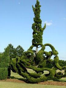 Pearl Fryar Topiary Trees The fantasmic topiary of Pearl Fryar