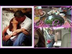 Easter Lunch & a Photo Shoot! Glam Gossip Vlog April 27, 2014