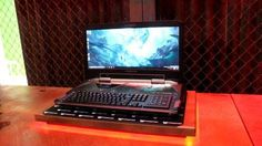 IFA 2016: Mechanical animal: why Acer created its outrageous Predator 21 X curved laptop Read more Technology News Here --> http://digitaltechnologynews.com Introduction  It's hard to recall a gaming laptop as extreme as the Predator 21 X. Acer has thrown everything it has at its latest creation  including twin GTX 1080 GPUs configured in SLI a curved 'cinematic' display (a first on a laptop) and even Tobil eye-tracking tech that lets you control camera angles with your eyeballs. Simply put…
