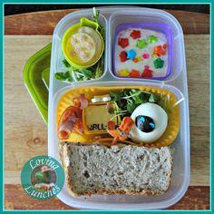 Wall-E Bento Lunch @easylunchboxes