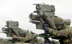French - MILAN Anti-Tank Missile System